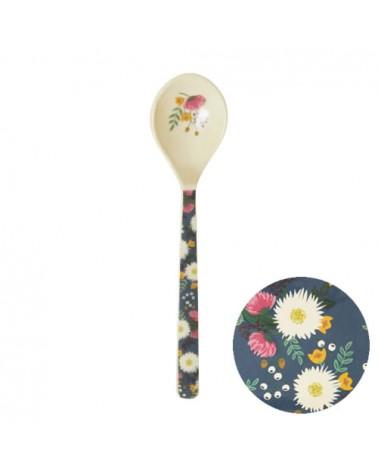Cuillère - Mélamine Rice - Wedding bouquet - 14 cm