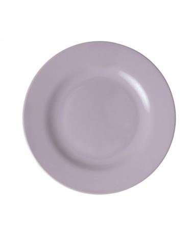 Assiette à dessert - Mélamine - Rice - Soft Lavander