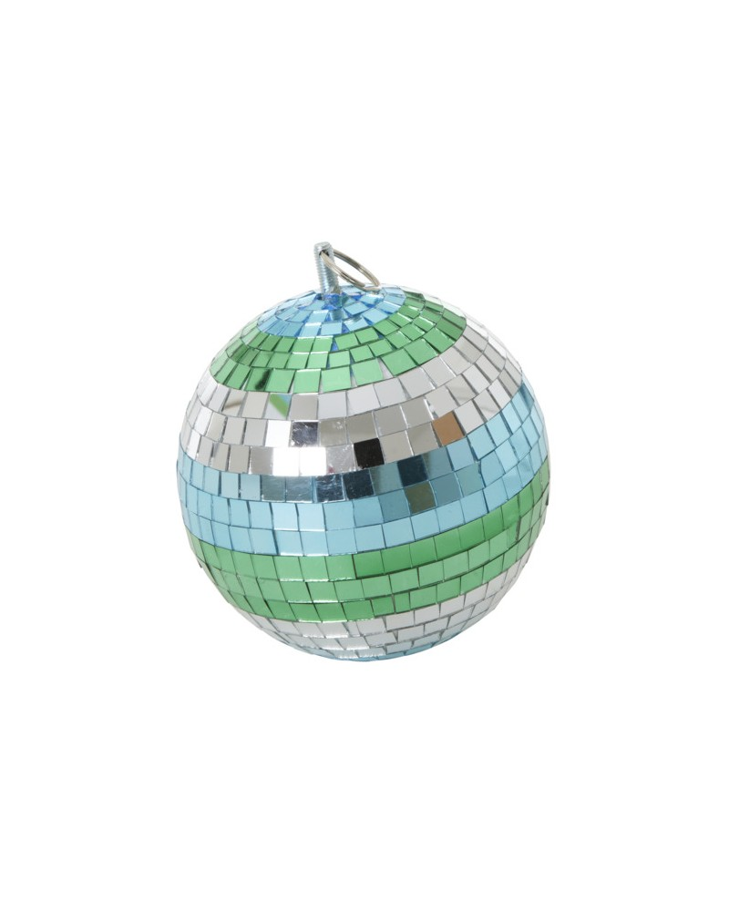 Boule à facettes - Disco Ball - Rice - Stripes and silver