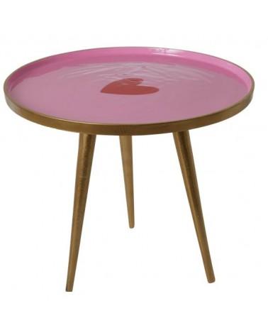 Petite table ronde - Rice - Cœur TABLE-SRNI