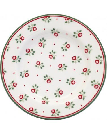 Petite Assiette - Greengate - Abi petit white