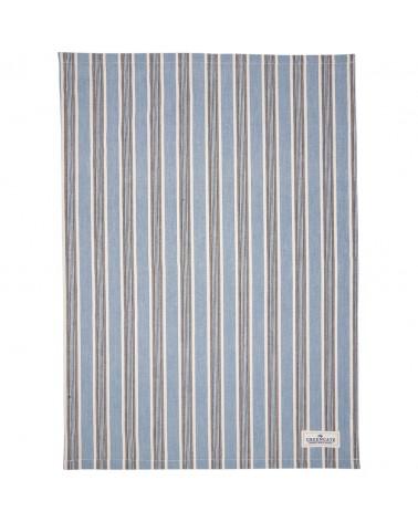 Torchon - Greengate - Ivah stripe blue