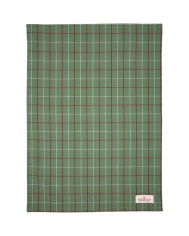 Torchon - Greengate - Lyla check green