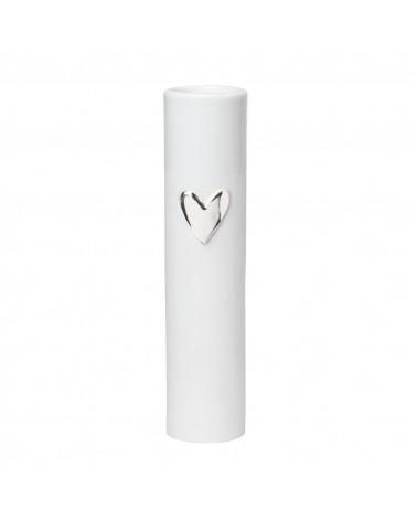 Soliflores en porcelaine - Coeur - Rader ref 15349