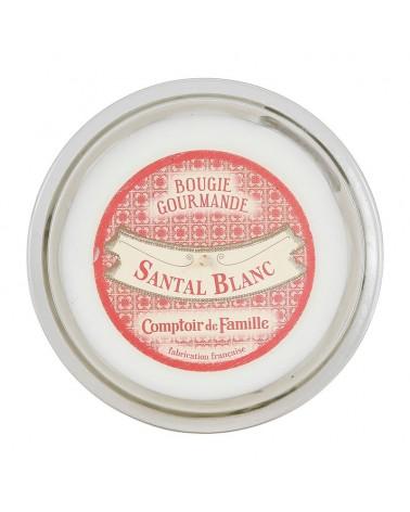 Bougie parfumée - Santal blanc - Comptoir de Famille