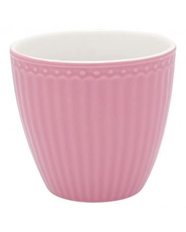 Latte cup - Greengate - Alice dusty rose