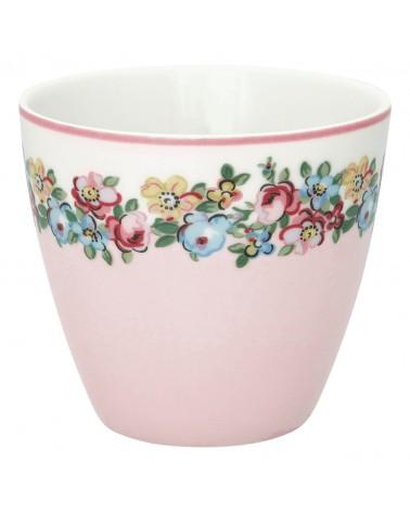 Latte cup - Greengate - Madison white