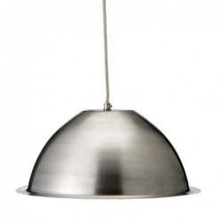 Lampe industrielle suspendue - Bloomingville - Silver