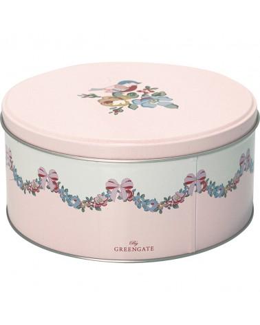 Boîte à thé - Greengate - Madison white - Petite