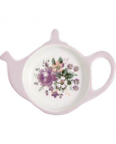 Coupelle sachets de thé - Greengate - Marie dusty rose