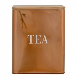 Boîte à thé - Bloomingville - Cuivre