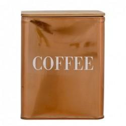 Boîte à café - Bloomingville - Cuivre