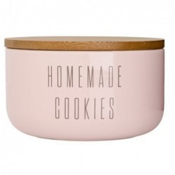 Pot cookies couvercle bambou - Bloomingville