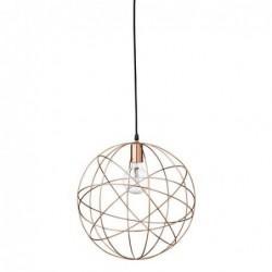 Lampe suspension Atome - Bloomingville - Cuivre