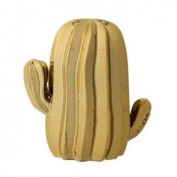 Deco Cactus - Bloomingville - Shiny gold stripe