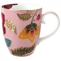 Mug Fantasy Bloom rose - Pip Studio - grand