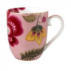 Mug Fantasy Bloom rose - Pip Studio - petit