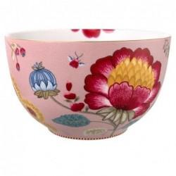Saladier fantasy bloom rose - Pip Studio - 23cm XL