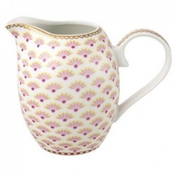 Pot a crème Floral Blooming tails blanc - Pip Studio - 25cl