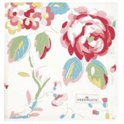 Serviette de table - Greengate - Amanda white