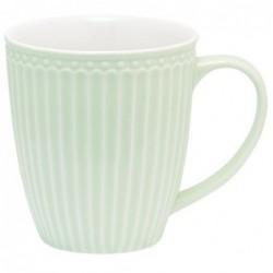 Mug - Greengate - Alice vert