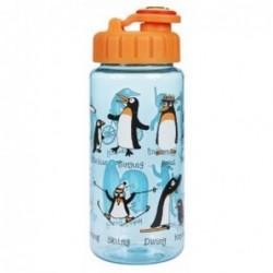 Gourde transparente - Pingouins- Tyrrell Katz