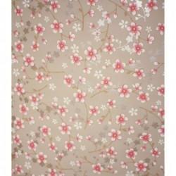 Papier peint Pip Studio Cherry Blossom - Beige - ref 313022
