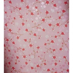 Papier peint Pip Studio Cherry Blossom - Rose - ref 313023