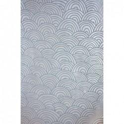 Papier peint Pip Studio Shangai Bows - Bleu - ref 313031