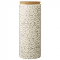 Pot Karine - Bloomingville - Cool grey - taille XXL