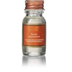 Concentré de parfum - Santal - Collines de Provence - 15 ml