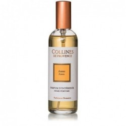 Parfum d'intérieur en spray - Ambre - Collines de Provence - 100ml