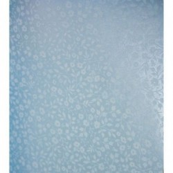 Papier peint Pip Studio Lovely branches  - Bleu - ref 313041