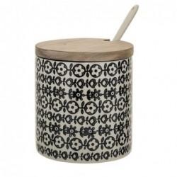 Pot Julie avec cuillère - Bloomingville - L