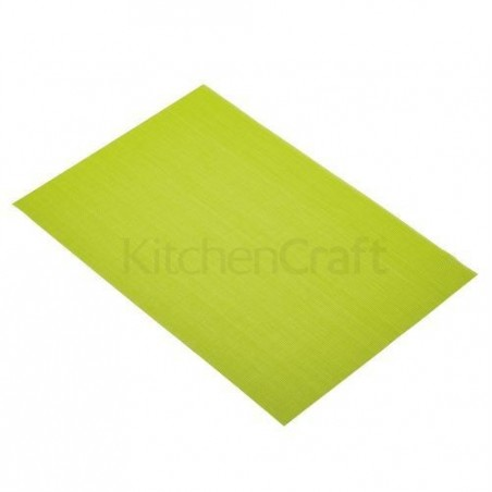 Set de table - Kitchen Craft - 30x45cm - vert
