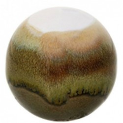 Globe déco - Bloomingville - blanc