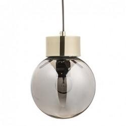 Lampe suspension - Bloomingville - Verre argent