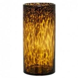 Vase - Bloomingville - Ambre noir