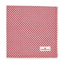 Serviette de table - Greengate - Judy red