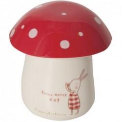 Mug - coquetier champignon rouge - Maileg - Bunny Honey
