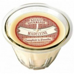 Bougie parfumée - Madeleine  - Comptoir de Famille