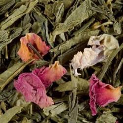 Thé vert parfumé - Damman Frères - Printemps éternel - 100g