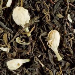 Thé noir et thé vert parfumé - Dammann Freres - Earl Grey Mandarin  - 100g