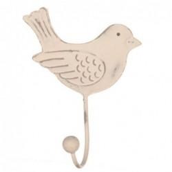 Crochet oiseau rose - Sass & Bell
