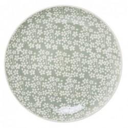 Assiette Seeke  - Bloomingville - Succulent - 20cm
