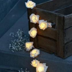 Guirlande lumineuse LED - Sirius - Roses