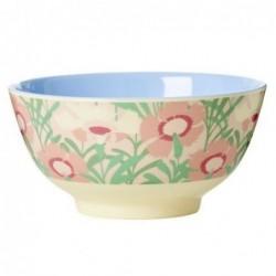 Bol Mélamine - Rice - Vintage Florals