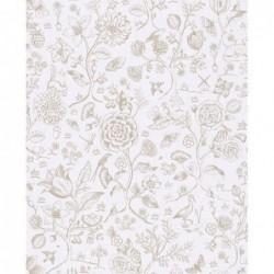 Papier peint - Spring to life - Crème - ref 375010