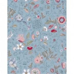Papier peint - Spring to life - Bleu - ref 375005
