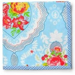 Serviette de table Shabby chic - Bleue - Pip Studio